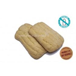 Biscotti senza lattosio al Limone