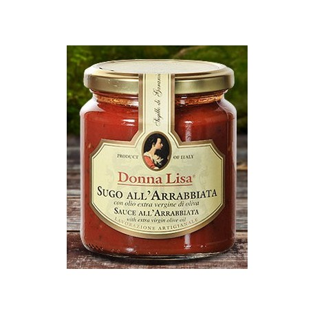 Sugo pronto all'arrabbiata